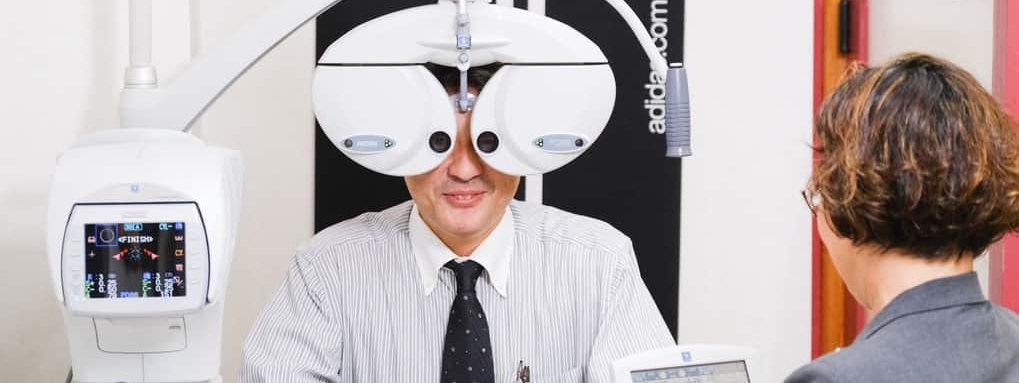 両眼視機能検査